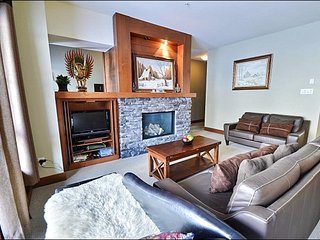 2BR Ultimate Ski In/Out, Lift at Your Doorstep, Casino Area / 215482