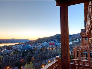 Luxurious Decor and Furnishings - Common Area Hot Tub (6063), Mont Tremblant