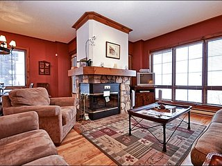 Ski in/out, Common Area Year Round Hot Tub, Spectacular Tremblant Views