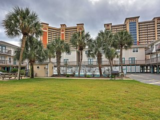 2BR Gulf Shores Condo Steps from the Beach!