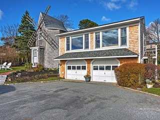 Walk to Beach & Town from Chatham Cottage w/ View!