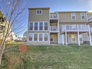 NEW! 4BR Millville Townhome Close to Bethany Beach!, South Bethany