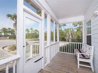 3BR Cottage at The Rookery - Steps to Pool & Beach, Near Wildlife Refuge