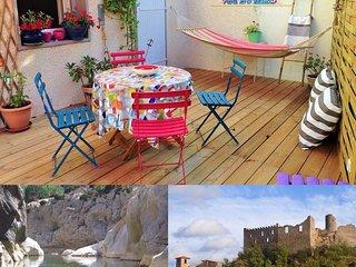 Vacances Durban Corbieres Carcassonne Narbonne Sigean