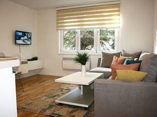 Cozy and modern Apartment in the Center with free parking