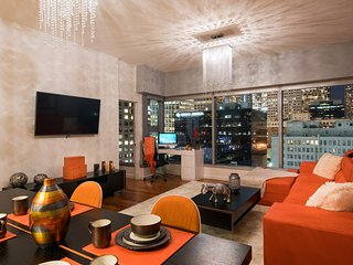 URBAN DOWNTOWN LA DESIGNER CITY SKY SUITE