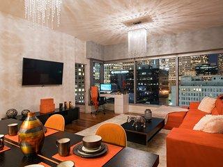 URBAN DOWNTOWN LA DESIGNER CITY SKY SUITE, Los Ángeles