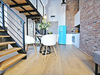 Apartment Blue - Lofts Cracow