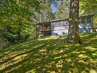 NEW! 'Briar Patch' 3BR Blowing Rock Cottage!