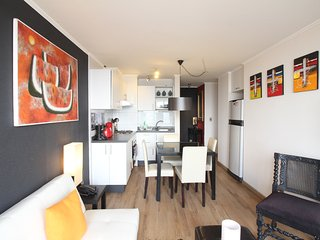A2 nice , cozy up to 5 ,next to subway station, Santiago