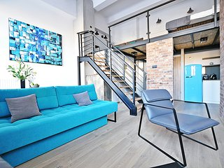 Apartment Turquoise - Lofts Cracow
