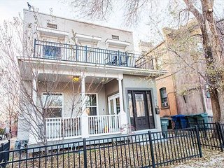 Historic 3Br Home in Heart of SLC, Close to Skiing, Salt Lake City