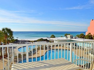ONLY 4 bed/4 bath beachfront condo for rent - you will never want to go home!