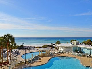 Tides 205 - Gorgeous beachfront condo with all the comforts of home