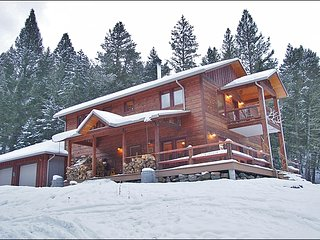 Perfect Base For Fishing or Hunting - Ski or Hike From Your Door (1047), Big Sky