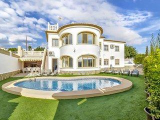 Villa Garrofer, Calpe
