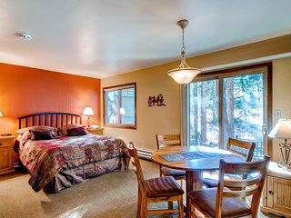 Spacious Studio Condo on Resort Shuttle Route Kids Ski Free! ~ RA133671, Keystone