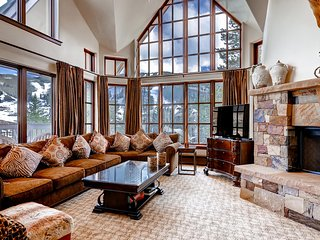 Luxury Ski-in 3 Br Penthouse Inside Pines Lodge, Sleeps 10! ~ RA134187, Beaver Creek