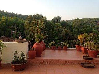 Emerald Isle apartment near Anjuna