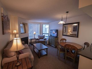 Updated Ground Floor Condo at The Marquise on Blackcomb, Whistler