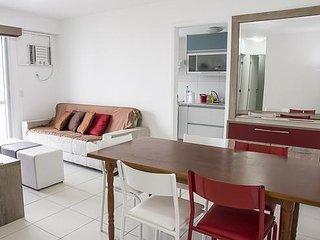 Botafogo - Flat 2 bedrooms with balcony RPG63/708, Rio de Janeiro