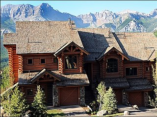 Fantastic Mountain Property - Access to the Lower Village Bypass Ski Run (6093), Telluride