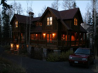 Nestled in the Forest - Log and Stone Finishes Throughout (6098), Telluride