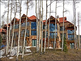 Excellent Mountain Mansion - Short Walk to the Gondola (6107), Telluride