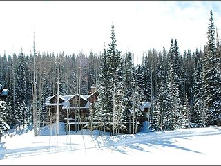 Private and Secluded Large Luxury Home - Located on the Galloping Goose Ski Run (6323), Telluride