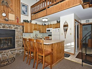 Northwoods C1 - Cozy 1 bedroom slope side condo awaits your arrival.