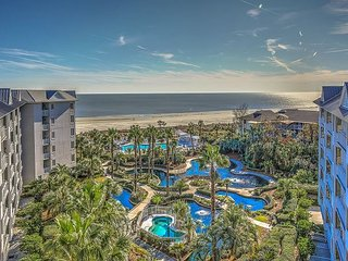 PENTHOUSE 5 at SeaCrest - Oceanfront 4 Bedrooms & Beautiful - Sleeps 10