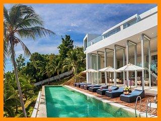 1039 - Beachfront luxury with Thai chef service, Thong Krut