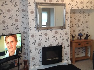 near beachfront/ and town  one bed flat / maisonette totally private, Clacton-on-Sea