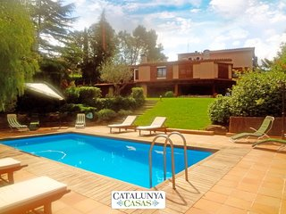 Fabulous country villa in Airesol D, only 25km from Barcelona!, Castellar del Valles