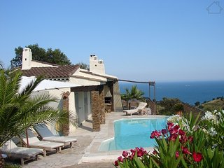 Aureo 210974 villa with wonderful view, air conditioning, private pool 8 x 4 mtr