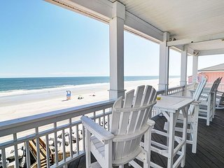 Dolphin Watch 1 -  Enjoy this spacious oceanfront duplex with panoramic views