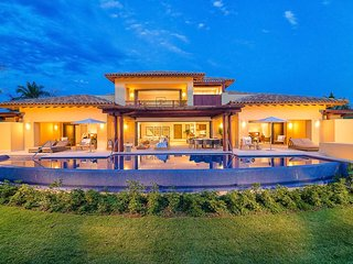 Villa Pacifico, Sleeps 10, Punta de Mita