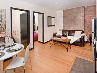 Gramercy / MURRAY HILL  LARGE 2 BED - BRAND NEW EVERYTHING - 4 A KING - 8594, Nueva York