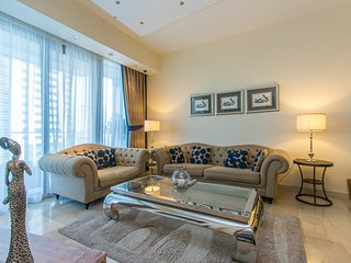 Exeptional 2 bedrooms apartment in Trident Grand, Dubai Marina