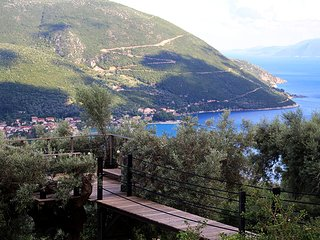 VIP Luxury Villa with Amazing Views, Vasiliki