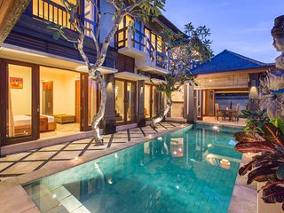 Beautiful and modern 3BR Villa close to Pandawa Beach, Ungasan!