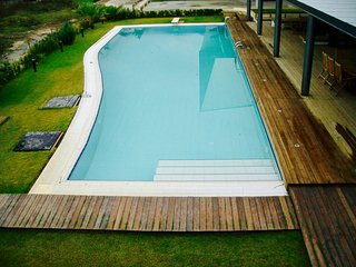 Executive villa with private heated pool