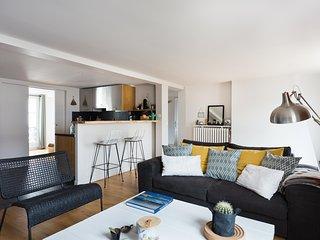 onefinestay - Rue René Boulanger private home, Parijs