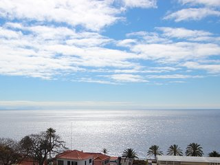 SEAVIEW - APARTMENT ON THE BEACH - MADEIRA ISLAND, Santa Cruz