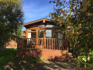 Kieran's Cribb, Lodge at Felmoor Park, Northumberland., Eshott