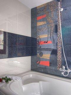 Bathroom details!