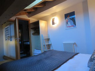 3 bed 3 bath apartment with views of Mont Blanc