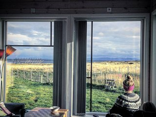 Ekkeroy Holiday House in Varanger - North Norway