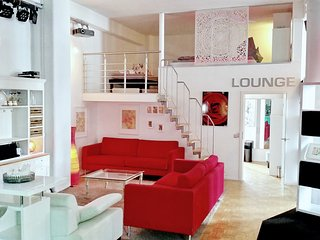 Be Lounge Cologne, Central Loft Apartment