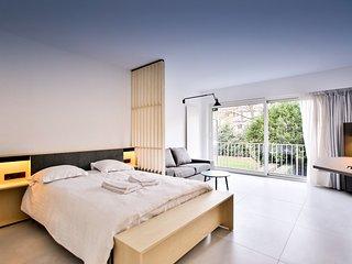 Renaissance Park apartments - deluxe studios, Bruselas